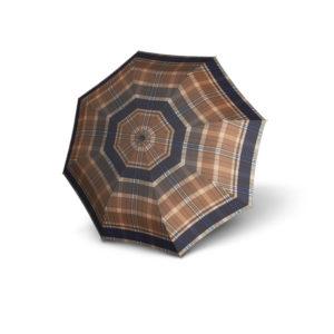 Unisex skėtis Knirps T200 Duomatic, margas, išskleistas